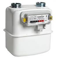 Счетчик газа мембранный САМГАЗ G 2.5RS /2001-22P
