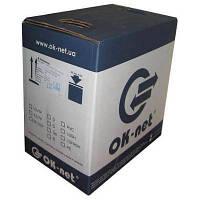 Кабель сетевой OK-Net FTP cat.5e LSOH, 305м (КПВонг-HFЭ-ВП (200) 4*2*0,51)
