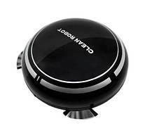 Робот-пылесос HouseHold (black) с щетками