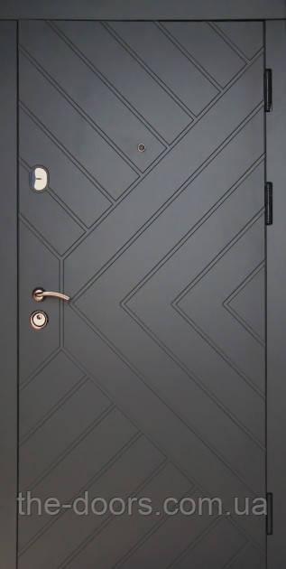 Двери входные REDFORTмодель Гранит премиум