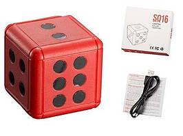 """Мини-камера SQ16 """"игральные кости"""" (red)"""