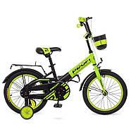 Детский велосипед детский 16 дюймов PROF1 W16115-6 Original Гарантия качества Быстрая доставка, фото 2