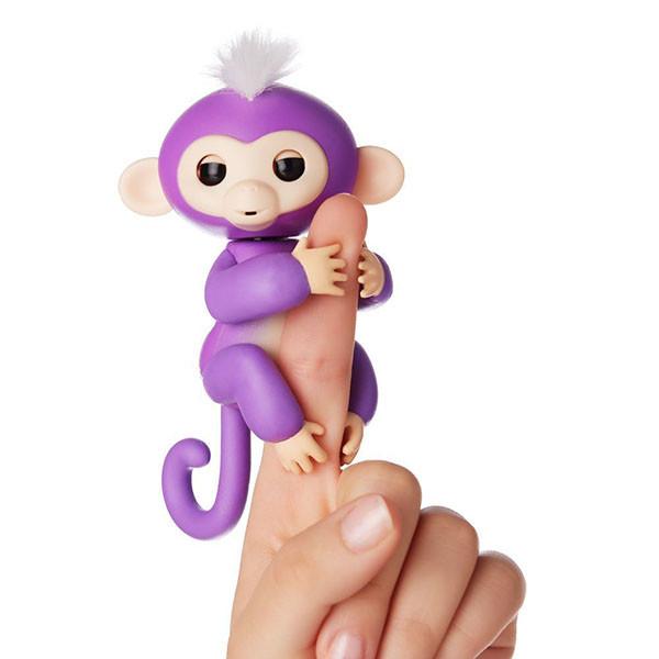 Интерактивная обезьянка Фиолетовая (tdx0000342)