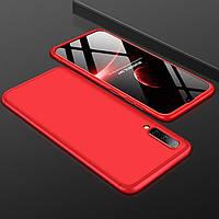 Чохол GKK 360 для Samsung Galaxy A50 2019 / A505 Бампер оригінальний Red
