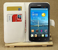 Чехол-бумажник для Huawei Ascend Y600