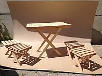 """Комплект мебели """"Пикник"""""""