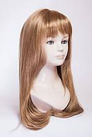 Длинный ровный парик №5,цвет светло-русый с золотинкой