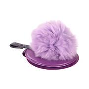 Брелок Пушистик Mirror Ball Violet (00000054954)