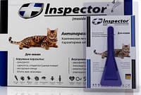 Inspector Инспектор TOTAL K капли от внешних и внутренних паразитов у кошек до 4 кг