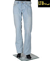 Стильные джинсы мужские LTB,большого размера