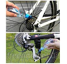 Смазка велосипедная CYLION 60 мл, фото 2
