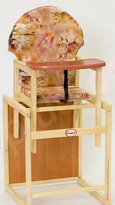 Детский деревянный стол-стульчик Vivast