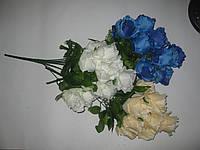 Роза букет (10)