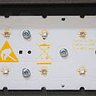 LED фитолампа NAMI LIGHTING LPV FITO 300W 600 /600 мм IP 65 , фото 3
