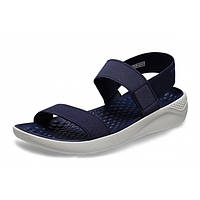 Женские сандалии CROCS Women's LiteRide™ темно-синие 37 разм.