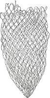 Сетка для подсака Golden Catch D-50 см Кордовая (1620715)