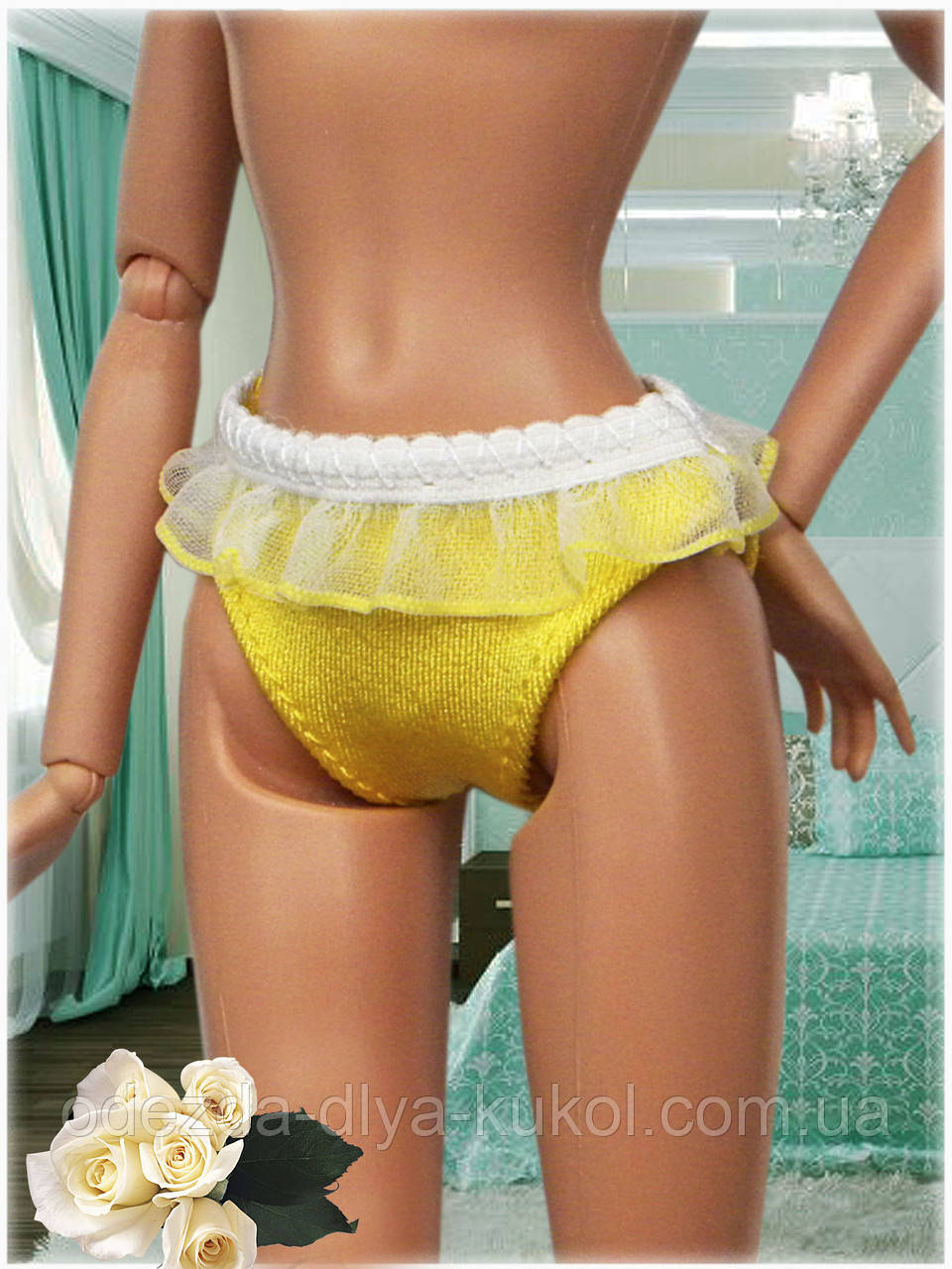 Нижнее белье для кукол Барби