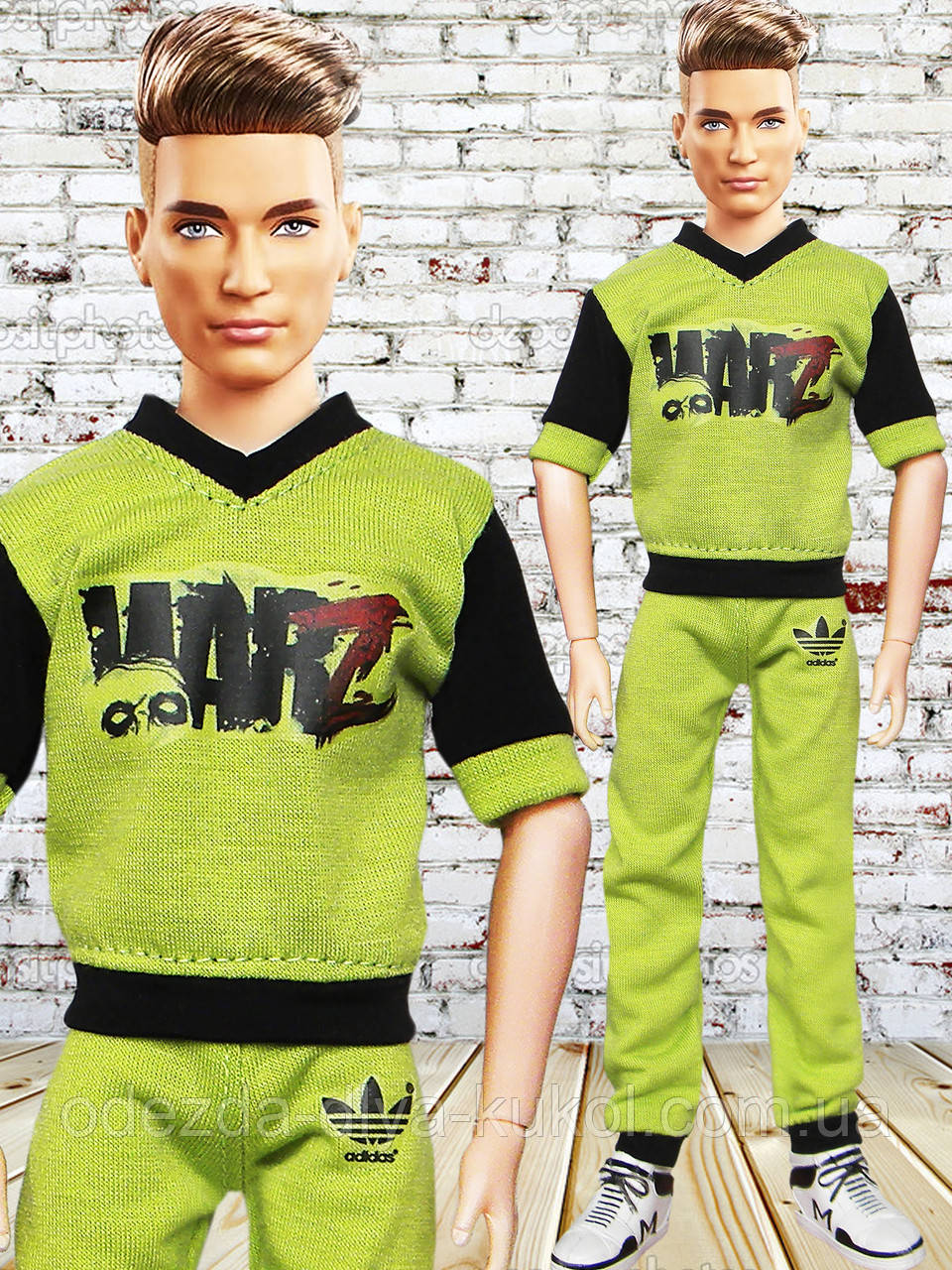 Одежда для Кена - костюм