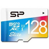 Карта памяти Silicon Power 128GB microSDXC class 10 UHS-I (SP128GBSTXBU1V20)