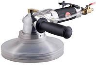 Пневматическая угловая шлифовальная машинка для камня с подачей воды Suntech SM-642W/M14