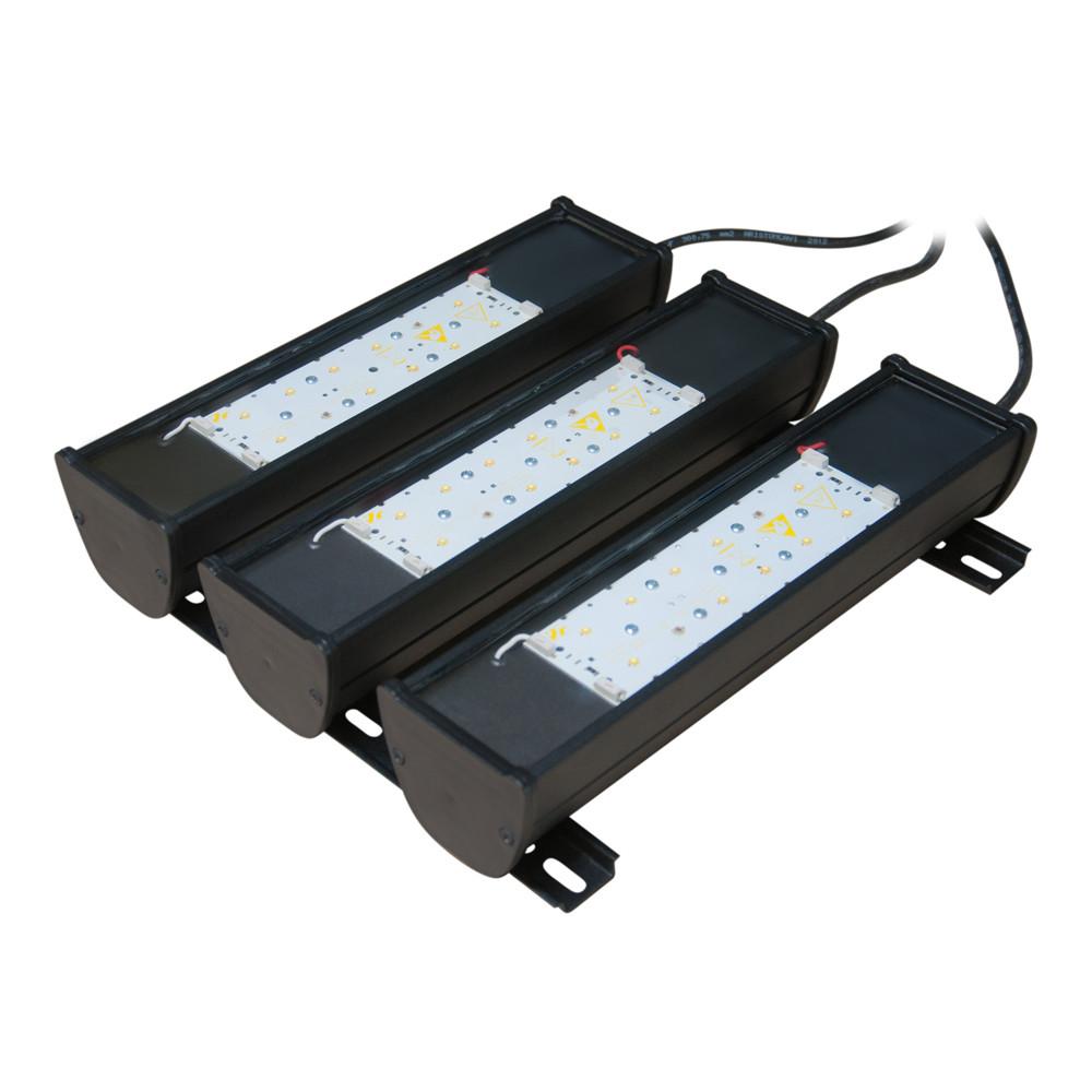 LED фитолампа NAMI LIGHTING LPV  FITO OPTO 90, 90W 300/300 мм IP 65