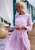 Платье-рубашка k-55404