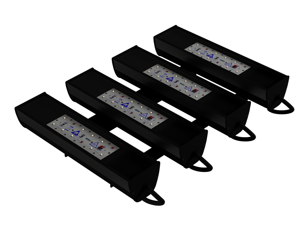 LED фитолампа NAMI LIGHTING LPV  FITO OPTO 90, 120W 600/300 мм IP 65