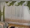 Готовый ламбрекен и штора для спальни, фото 9