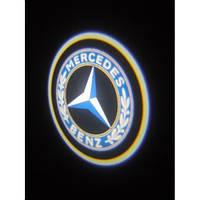 Подсветка двери авто Mersedes
