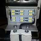 20х б/у Стерео Микроскоп металлический для пайки ремонта моб телефонов 20x бинокулярный Мікроскоп, фото 5