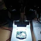 20х б/у Стерео Микроскоп металлический для пайки ремонта моб телефонов 20x бинокулярный Мікроскоп, фото 3