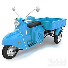 Запчастини на мотоцикли Мураха, Тула