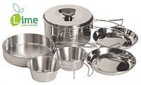 Набор посуды из нержавеющей cтали, Tramp