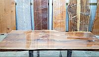 Стол из натурального дерева Слэба Ореха. Столы авторской работы