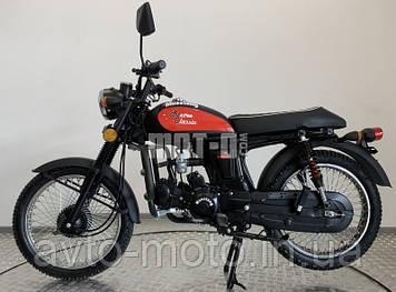 Musstang мопед MT125 Retro Classic