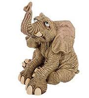 """Фігурка Слон """"Я не сумний - я тверезий"""" (Sealmark) EL-7484-ME"""
