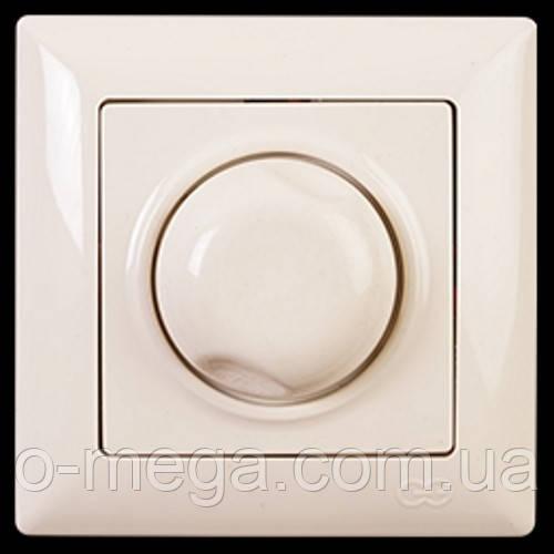 Светорегулятор (диммер) 1000W, Gunsan Visage, кремовый