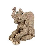 """Фігурка Слон """"Я не сумний - я тверезий"""" (Sealmark) EL-7484-XE"""