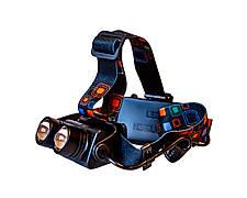 Налобный фонарь P-1007-T6 (2013)