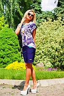 Платье свободного покроя, микромасло, фото 1