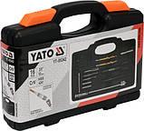 Инструмент для снятия сломанных свечей накала 16ед. YATO YT-05342 (Польша), фото 3