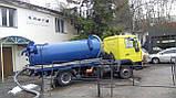 Викачування ям,чищення туалетів ,шланг 40м., фото 3