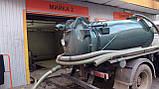 Викачування ям,чищення туалетів ,шланг 40м., фото 6