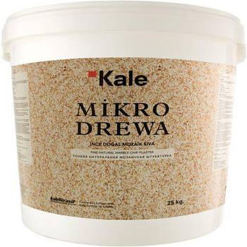 Мозаичная мраморная штукатурка Kale Micro Drewa