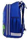 """Рюкзак шкільний, каркасний H-12 """"Football"""", фото 5"""