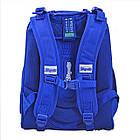 """Рюкзак шкільний, каркасний H-12 """"Football"""", фото 3"""