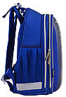 """Рюкзак шкільний, каркасний H-12 """"Football"""", фото 2"""
