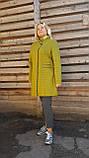 Женское стеганое демисезонное пальто ОПТ, размеры 50-60, фото 8