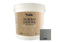 Мозаичная мраморная штукатурка Kale Mikro Drewa мелкой фракции 25кг (силиконовая) №0800