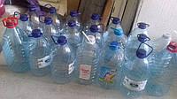Пластиковые бутылки (ПЭТ тара)- б/у